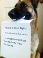 K9 Bill of Rights