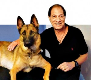 Founder Jay Meranchik and K9